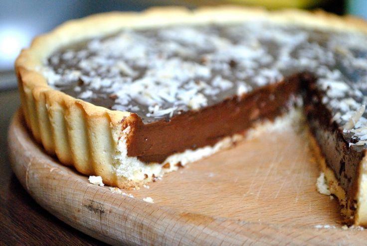 Tarta cu ciocolata by Adi Hadean