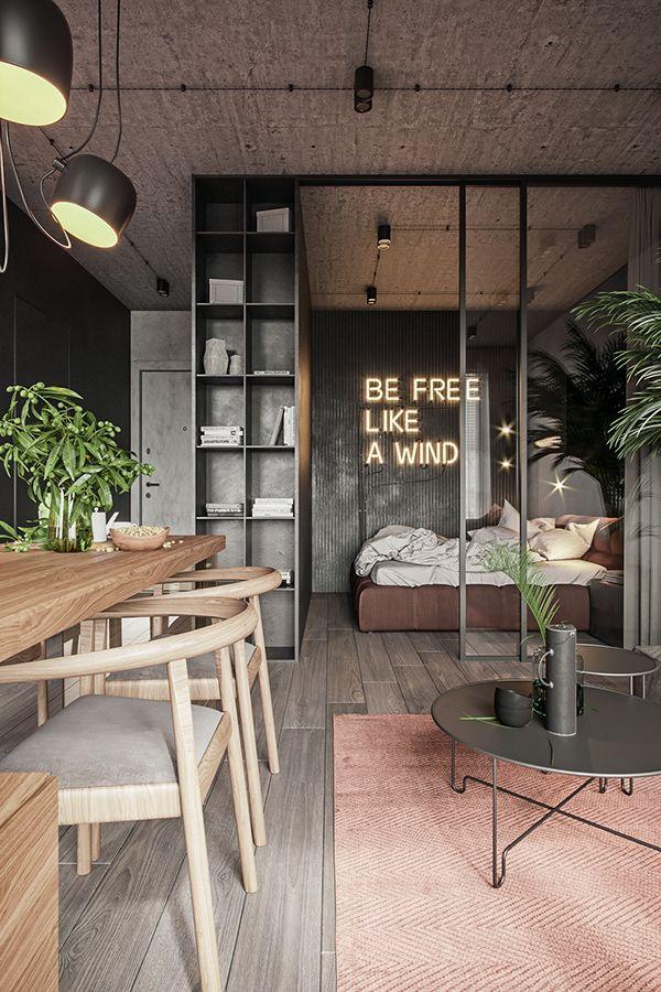 Flatt 50 In 2020 Modern Interior Design Loft Design Best