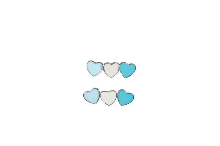 Accessorize Heart Earings