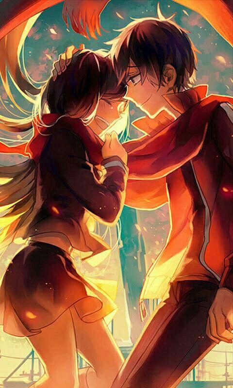 Lovely story!! #Ayano and Shintaro