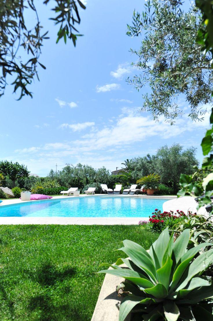 Casa di Pietra villa with pool near Modica
