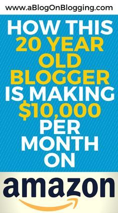 If you want to learn how to make money with your blog, more particularly with the Amazon Associates Program, then this post is just what you need to read.  Su