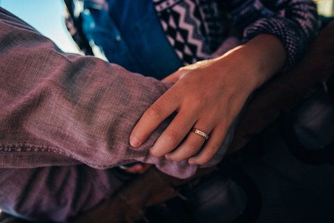 Cute Engagement Story in Colorado — Man Mined Gold to Make Engagement Ring…