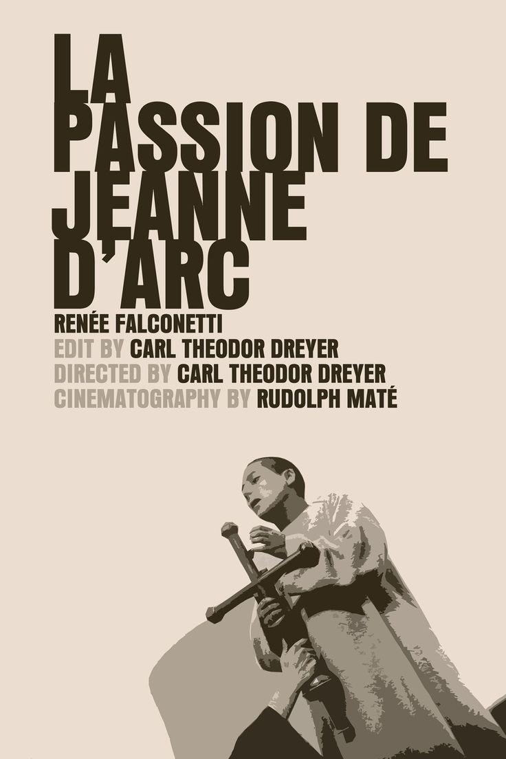 dolores lolita 越南14 La Passion de Jeanne d'Arc (Carl Theodor Dreyer ...