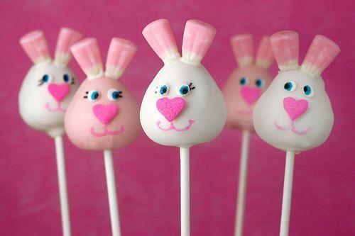 Easter Cake Pops;)