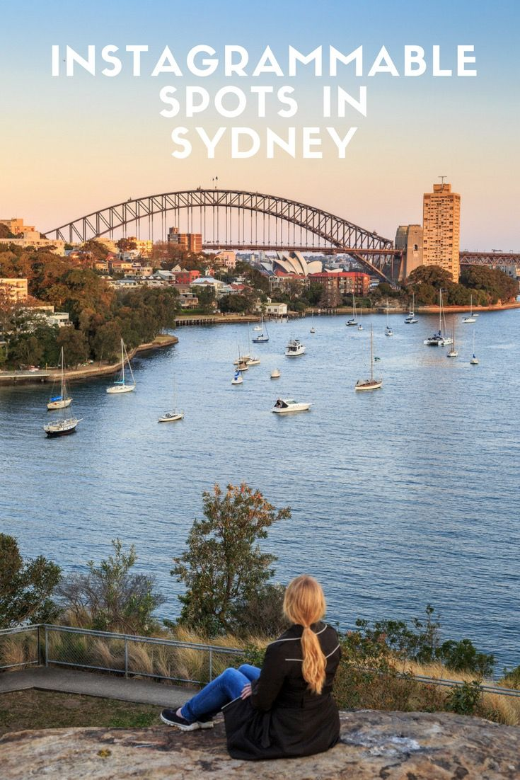 Some of our most popular shots on Instagram are from these locations. Check out our guide to the most Instagrammable spots in Sydney and the Blue Mountains.
