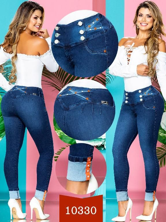 Jeans Levantacola Colombiano Ref 235 10330 Aa Fashion Fashion Outfits Jeans Style