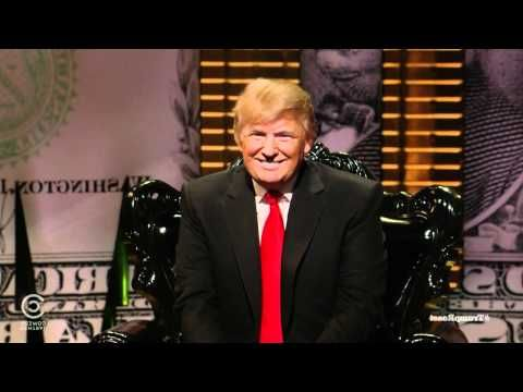 Seth MacFarlane - Roast of Donald Trump! (HD Version) - YouTube