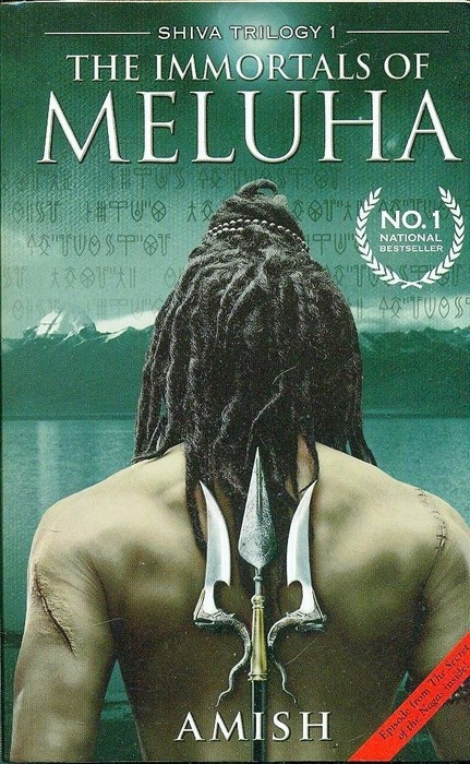 The Immortals of Meluha by Amish. Mythology is not my cup of tea yet this author Amish, grabbed my attention with his charming chick writing. Must read. Esp love the way he has portrayed Shiva' s thoughts. One can barely not smile :)