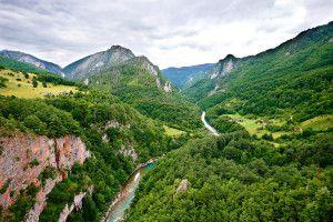 Tara River Canyon, Montenegro www.romaniamotorcycletours.com