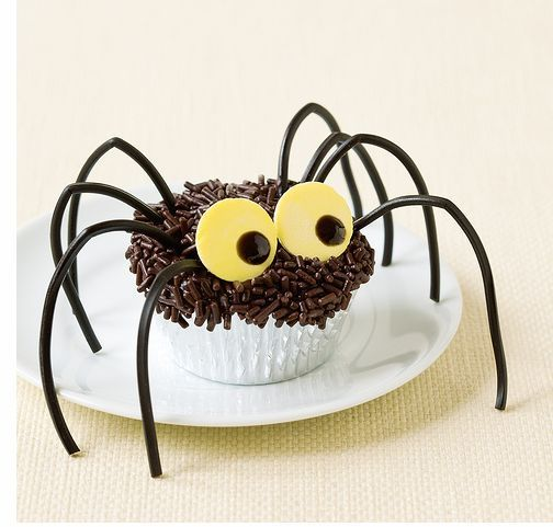Gostosuras e travessuras   Cupcakes para as festas Halloween
