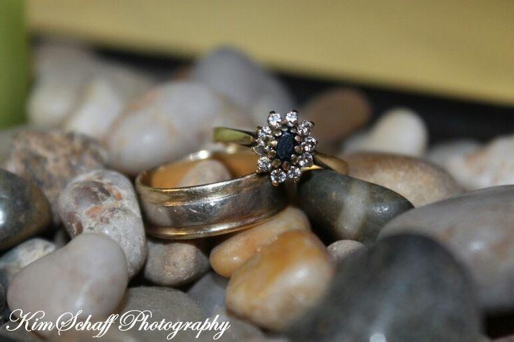 Wedding rings photoahoot