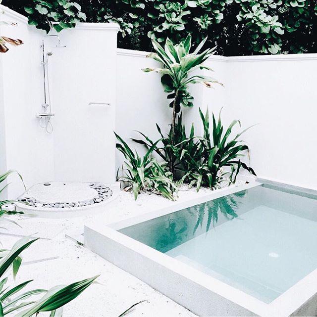 backyard luxe #pool #summer via @romereponty