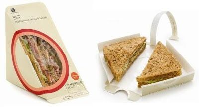 PakBec...Think Outside the Box: Packaging of the week: Innovative and Sustainable Sandwich Packaging