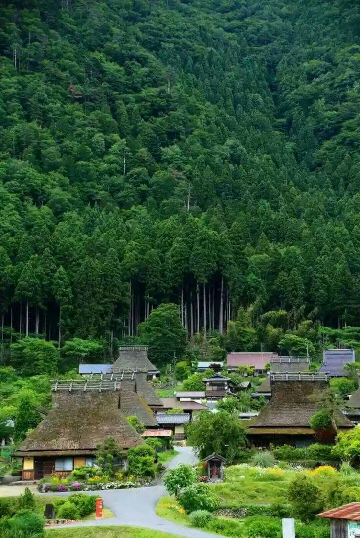 17.10/23..Village in Kyoto Find cheap flights at best prices : http://jet-tickets.com/?marker=126022