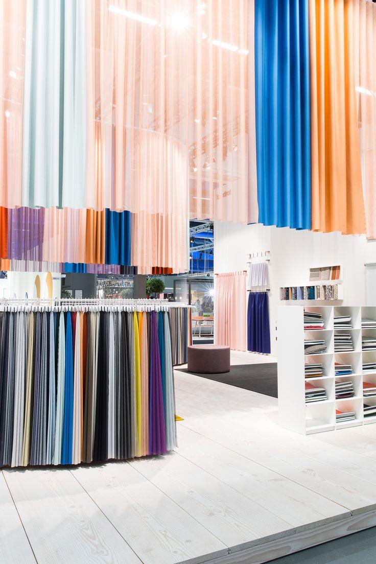 Vivid colours shown at Stockholm Furniture Fair