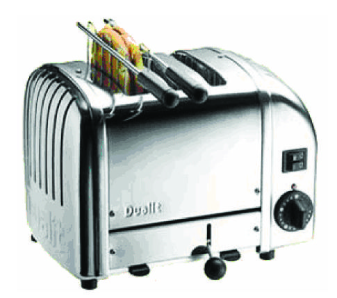 Dualit Sandwich Cage  One cage per pack  Fits all Classic toasters with Dualit's…