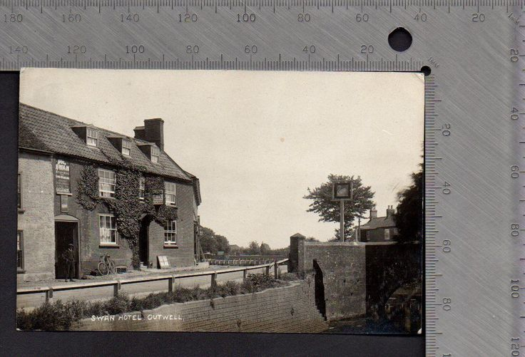 Norfolk - Outwell The Swan Hotel RP 1910 - no publisher shown | eBay