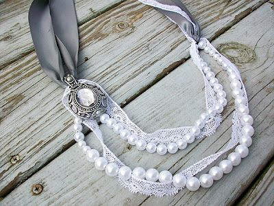 96 best DIY Wedding Jewelry Inspiration images on Pinterest Diy