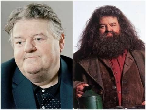 Happy Birthday Robbie Coltrane Who Portrayed Rubeus Hagrid In The Harry Potter Films Children Are Ter Robbie Coltrane Rubeus Hagrid Harry Potter Films
