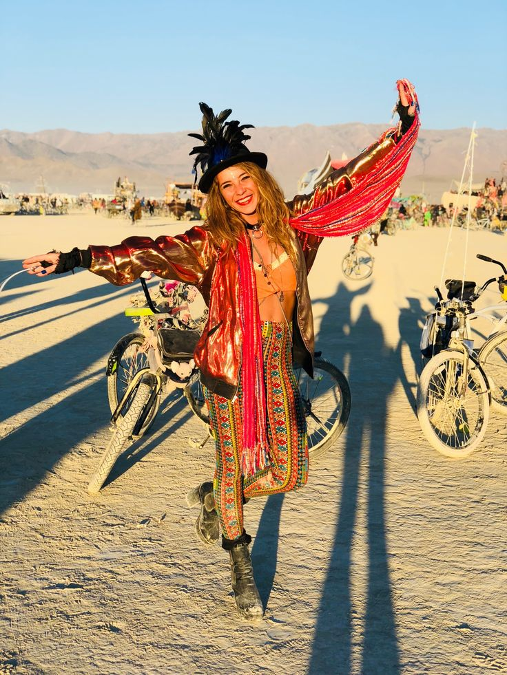 A photograph from Burning Man 2011 by photojournalist