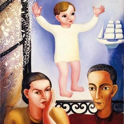 Sara Afonso Portuguese Artist (Almada Negreiros)