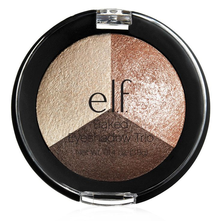 "e.l.f. cosmetics - Studio Baked Eyeshadow Trio in ""Peach Please"" | $4.00 @ www.eyeslipsface.com"