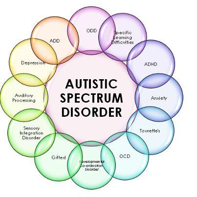 Autistic Spectrum Disorder diagram