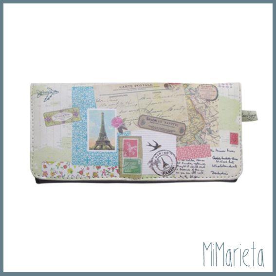 Billetera Bon Voyage