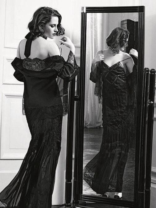 Kristen Stewart, elegancia y sensualidad para Chanel