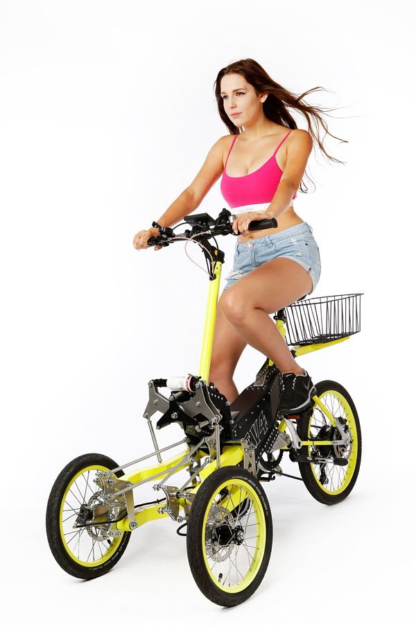 #electric #bike #tricycle #recreation #transportation #bicycle