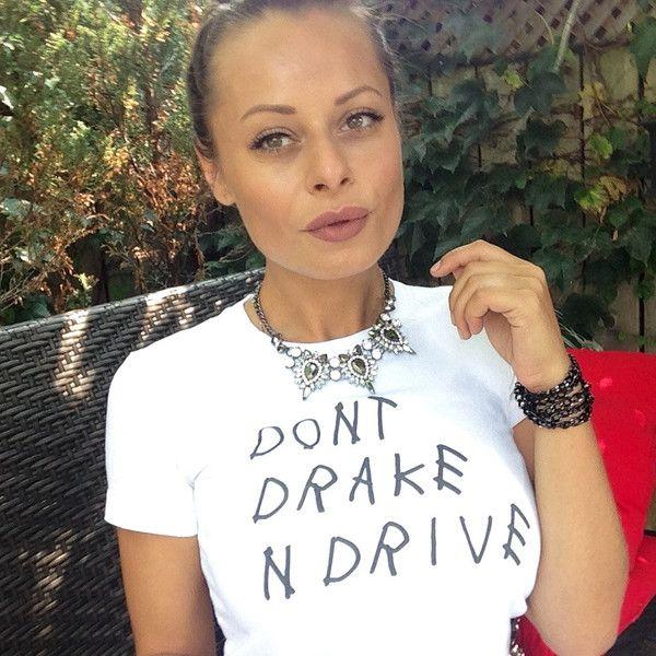 'Don't Drake and Drive' T-Shirt