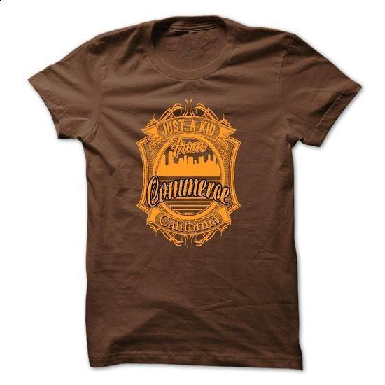 COMMERCE - Its where my story begins - #sweatshirt #t shirt companies. BUY NOW => https://www.sunfrog.com/No-Category/COMMERCE--Its-where-my-story-begins-38779741-Guys.html?60505