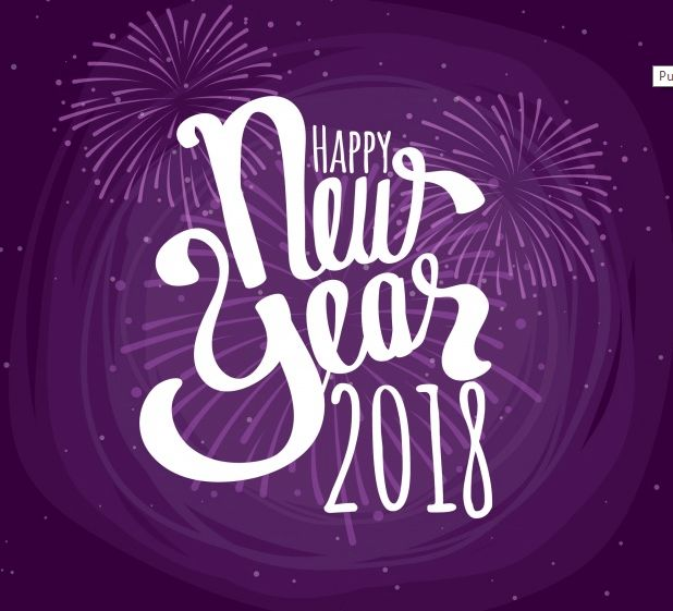 Happy New YEar 2018 Wishes Picture