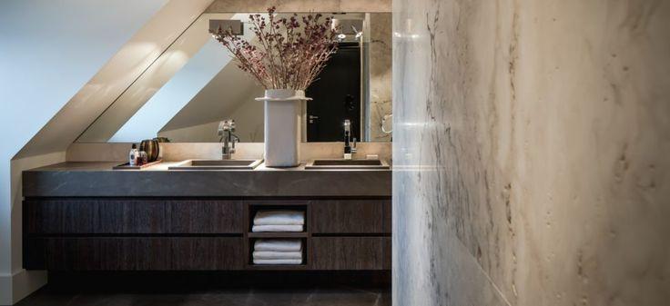 25 beste idee n over natuurlijke badkamer op pinterest neutrale badkamer en stenen gootsteen - Badkamer zen natuur ...