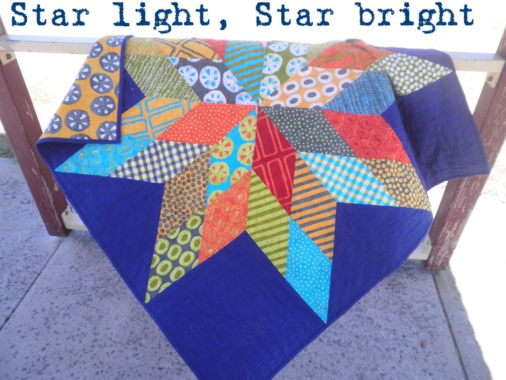 Moda Bake Shop: Star Light, Star Bright Quilt