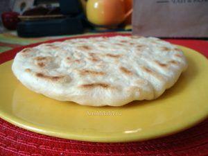 Рецепт лепешек в духовке и на сковороде с фото