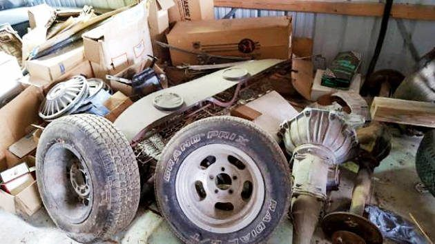 Piles Of Parts: 1966 Mustang Coupe #Projects #Ford - https://barnfinds.com/piles-parts-1966-mustang-coupe/