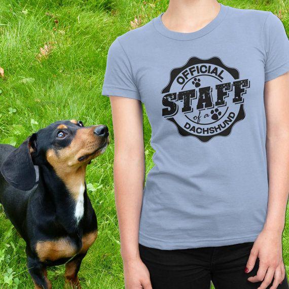 Dachshund Shirt, FREE SHIPPING, Doxie Shirt, Dachshund Gift, Gifts For Dog…
