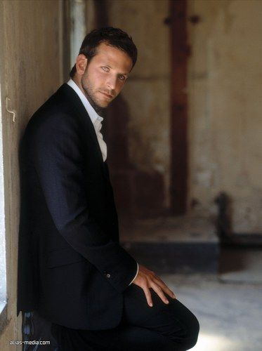 Bradley Cooper Just cause they are all growing their hair out just like his !