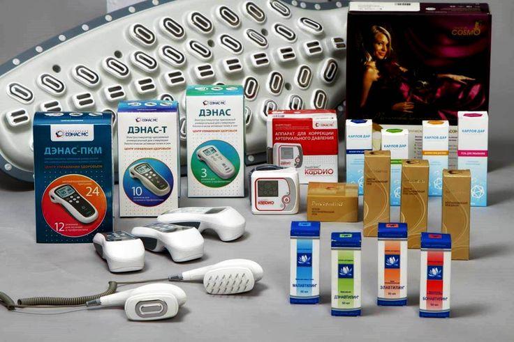Дэнас МС - медтехника и продукты для здоровья