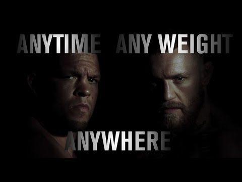 UFC 202: Diaz vs McGregor 2 - Anytime. Any Weight. Anywhere.