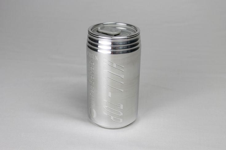 #5DaysPrototypeMachining 0022 Dimension: φ66 x 122 #Aluminum