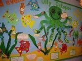 Image result for ocean bulletin board for preschool