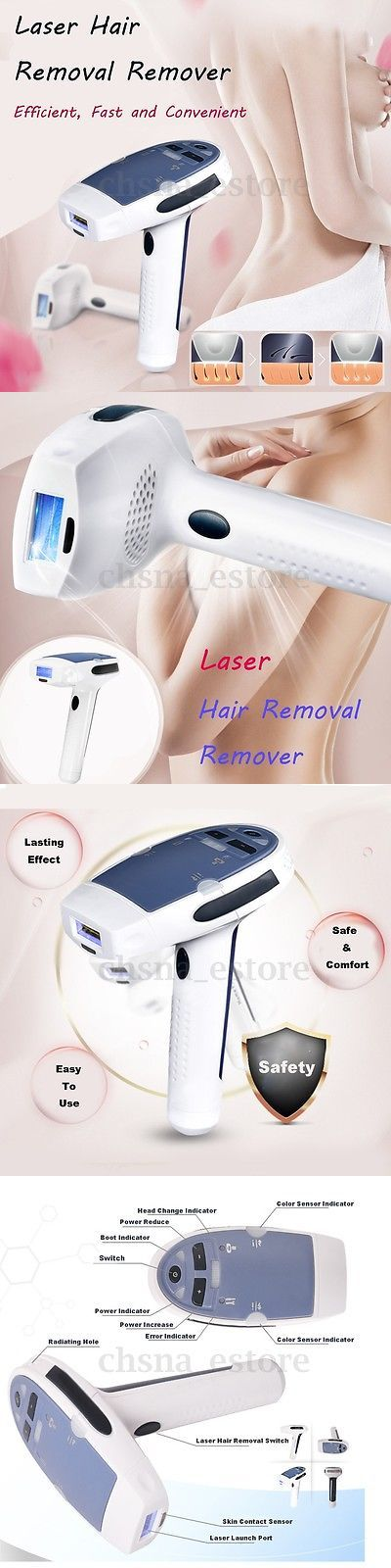 Laser Hair Removal and IPL: Laser Ipl Permanent Hair Removal Machine Device Body Face Hair Remove Home Use -> BUY IT NOW ONLY: $72.99 on eBay!