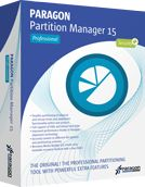 Image of Partition Manager 15 Professional