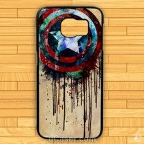 Avanger Captain America Shield Samsung Cases