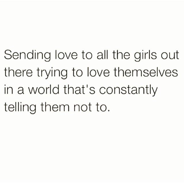 This is for everyone. Boys too.
