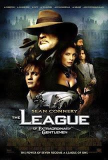 THE LEAGUE OF EXTRAORDINARY GENTLEMEN: Sean Connery, Peta Wilson, Stuart Townsend, Shane West - 2003