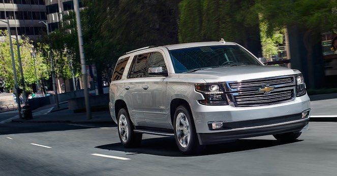 All New 2019 Chevrolet Tahoe Ls 2wd Continuous Mdw Special 36mo